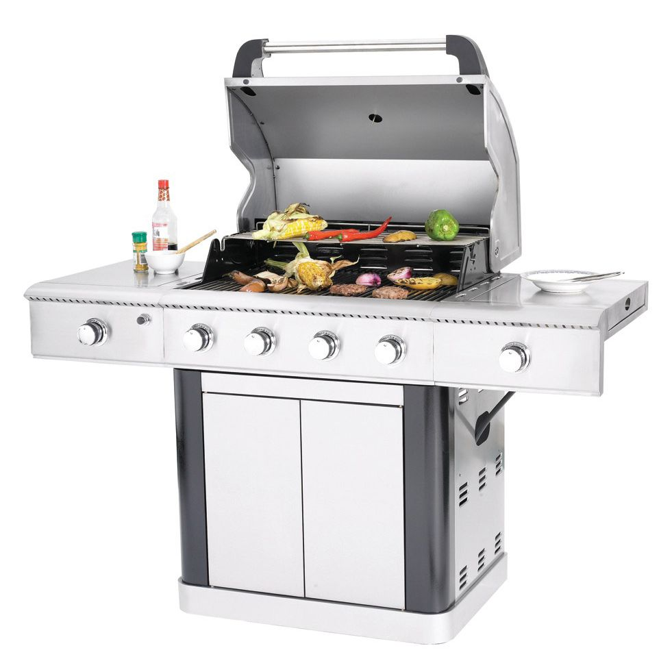 69+ [ Master Burner Gas Grill Review ] - Master Forge 6 ...