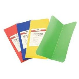 4 Pack Foldable 38cm  Plastic Cutting Boards Mats