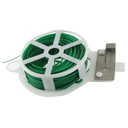 Garden Clip and Twist Wire - 2 Sizes