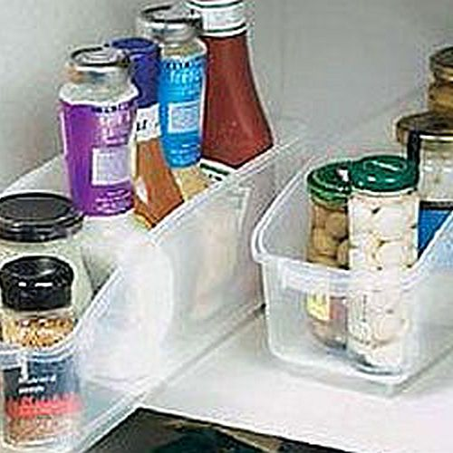 Cupboard Organisation