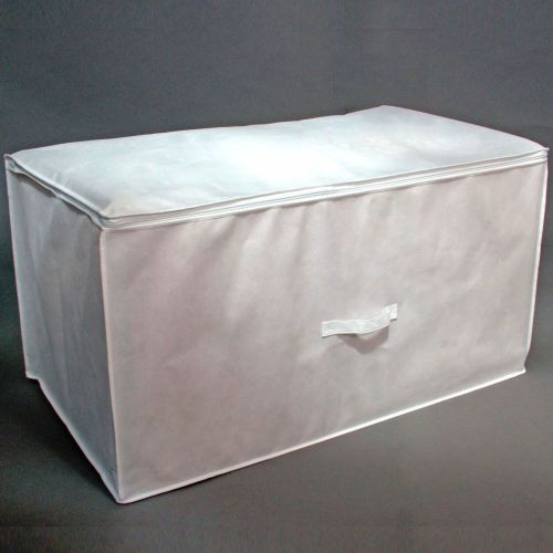 Extra Large White Storage Bags With Handle