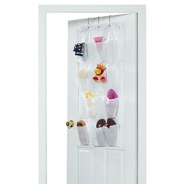 sc 1 st  Scatty Squirrel & Frosted Over the Door Shoe Storage Organiser