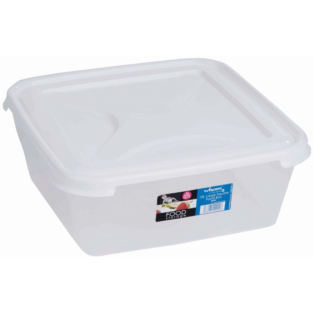 Large Cake Storage Box 10L