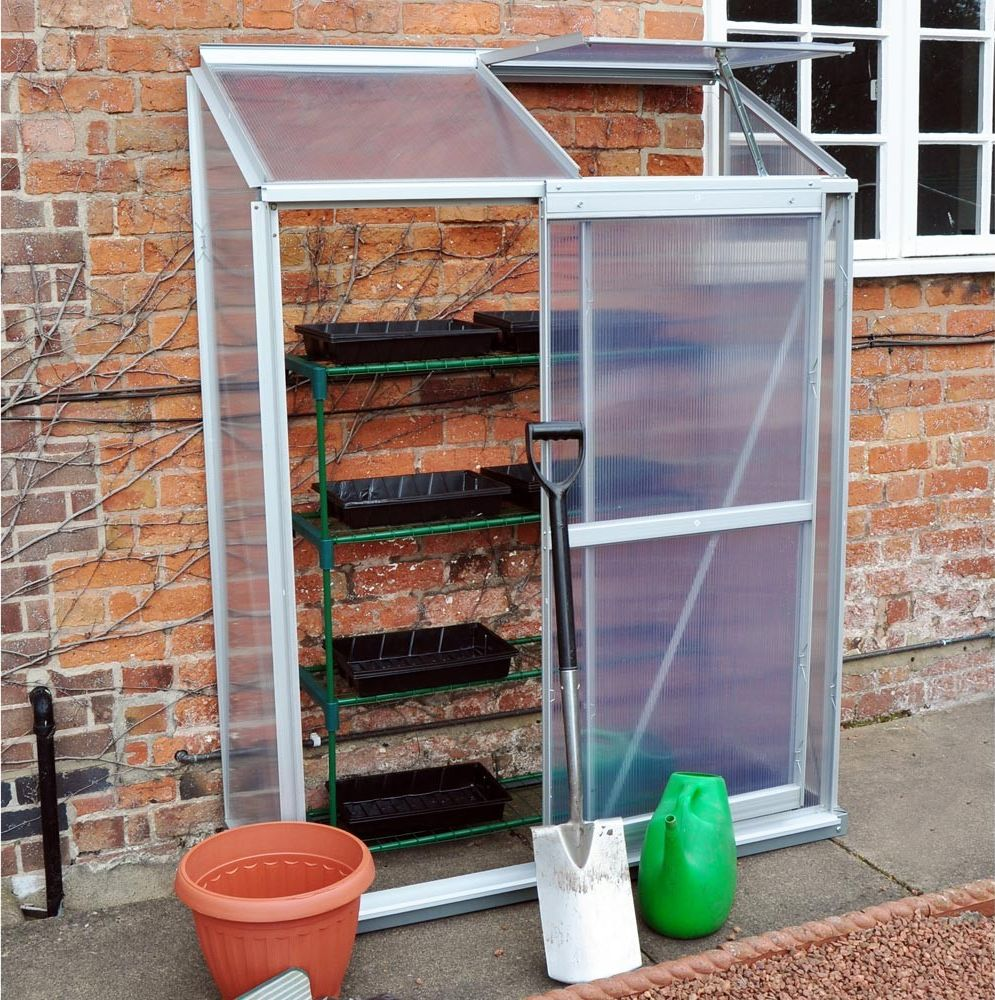 Lean to greenhouse for Are lean cuisine boxes recyclable