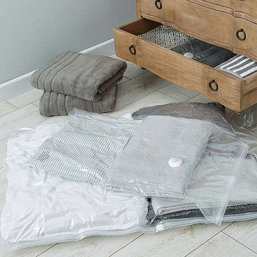 Vacuum Shrink Clothes Storage Bags